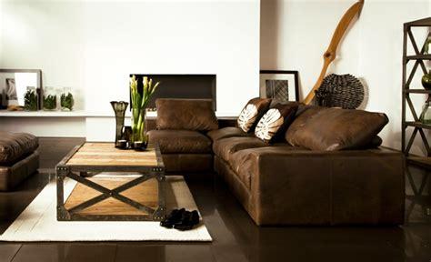 Wohnzimmer Ideen Mit Brauner Couch Für Ein Angesagtes
