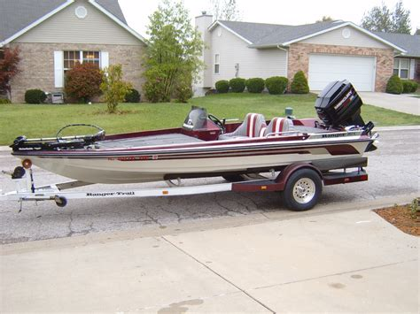 Ranger Bass Boat Deck Extension by Deck Boats Ranger Boats Deck Extension