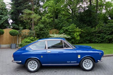 Fiat Abarth Coupe by Racecarsdirect 1966 Fiat Abarth 1000 Ots Coupe