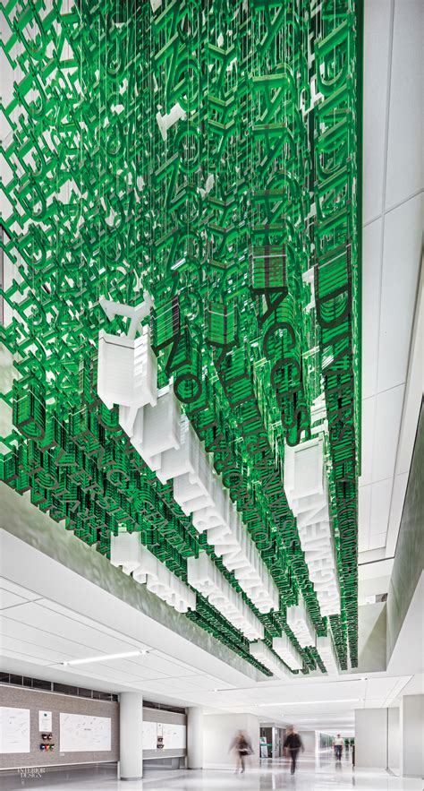 designer graphics tx unt student center by perkins will 2016 best of year