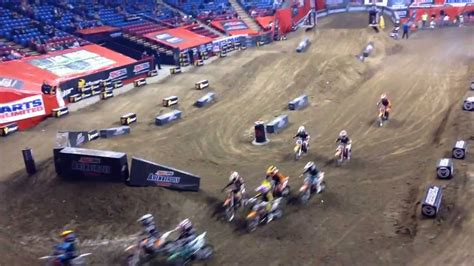 what channel is the motocross race motocross kids rippin on dirt bikes arenacross edition