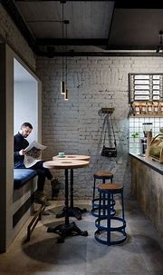 Object Coffee on Behance | Cafe design, Coffee shops ...