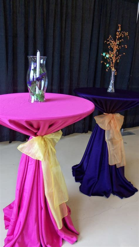 drink table decorating table decor general rental