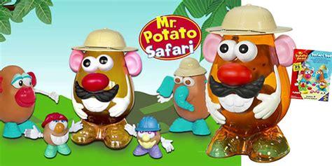 se 241 or potato safari con 4 cuerpos y 25 accesorios por 27 95