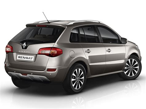 Renault Koleos Picture by 2011 Renault Koleos Pictures Information And Specs