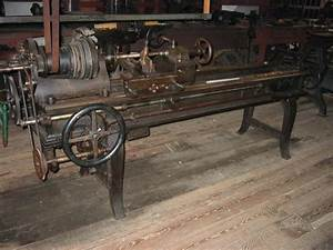 Antique Lathe for sale name unknown