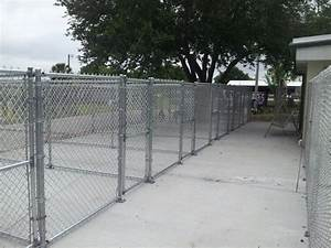 dog kennel fencing hercules fence company With the dog fence company
