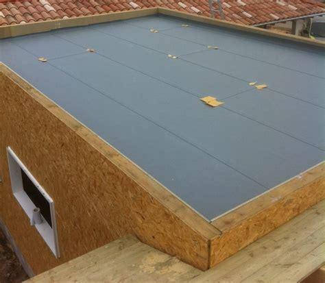 maison ossature bois avec toit terrasse boismaison