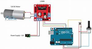 How To Connect Dual Dc Motor Driver To Arduino And