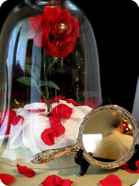 la belle  la bete disney decoration en  idees magnifiques