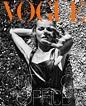 Cover of Vogue Czechoslovakia with Eva Herzigova, January ...