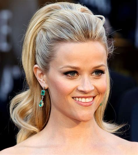 pumped  ponytail reese witherspoons