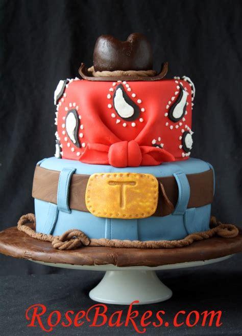 cowboy western cakes  smash cakes   stack cake