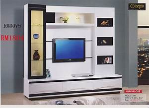 modern living room lcd cabinet design ipc220 tv wall unit With living room cupboard furniture design