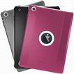 Amazon.com: OtterBox Defender Series Case for iPad Air - Retail Packaging - Papaya - White/Pink: Computers & Accessories