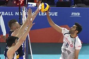 VIDEO: Iran vs Italy at FIVB Volleyball Nations League ...