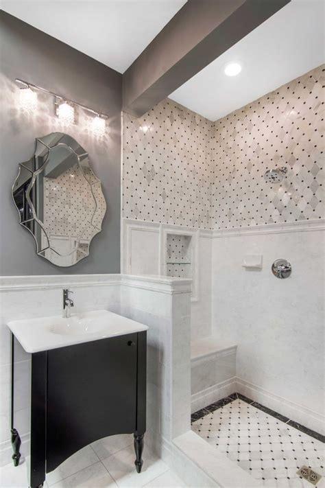 traditional  modern   classic bathroom tile