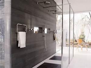 Comment Faire Une Douche Italienne : faire douche italienne soi meme sdb pinterest douche ~ Nature-et-papiers.com Idées de Décoration
