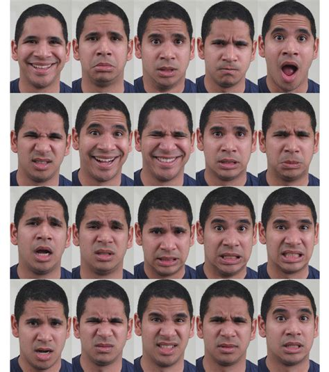 www emotion de scientists show there are at least three times as many expressions we all use to express