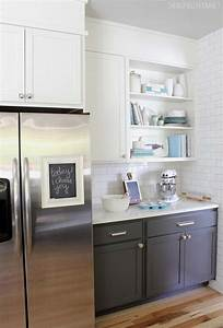 Shades Of Neutral Gray White Kitchens Choosing Cabinet