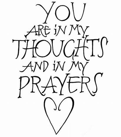 Prayers Quotes Sympathy Well Soon Thoughts Prayer