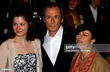 Actor Bill Nighy and his wife Diana Quick arrive for the ...