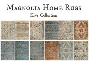 Jcpenney Area Rugs by Magnolia Home Rugs Joanna S New Rug Line The Weathered Fox