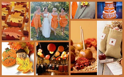 pumpkin wedding decor event pros la blog