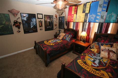 harry potter bedroom dsny home 7 pictures