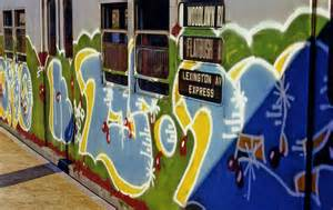 Pictures of New York Subway Graffiti 1973 1975