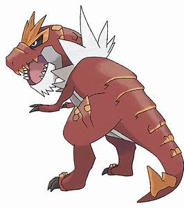 Tyrantrum by TheAngryAron on DeviantArt