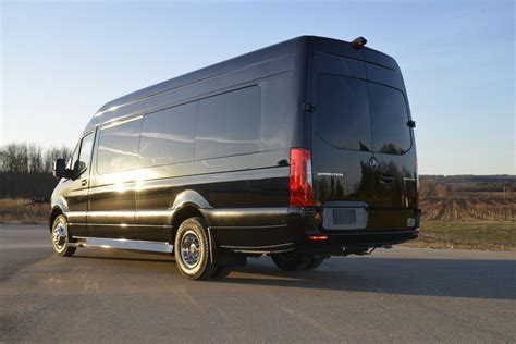This year, it has been redesigned. New 2019 Mercedes-Benz Sprinter 3500 for sale #WS-13043 | We Sell Limos