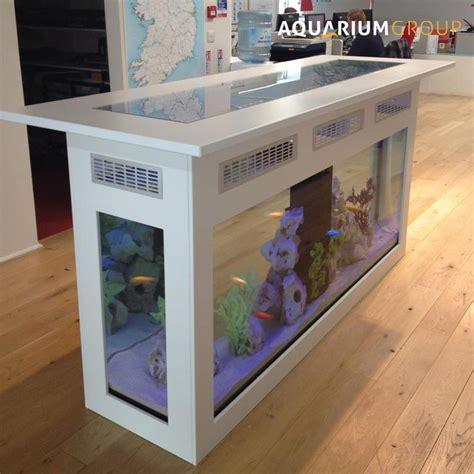 free standing bar table custom freestanding bar fish tank unit design