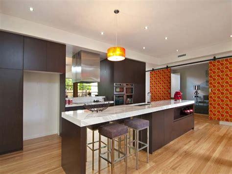 kitchen island extensions modern island kitchen design using floorboards kitchen