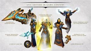 World Of Warcraft  Shadowlands Beta Coming Next Week