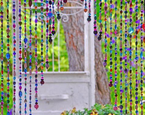 cortina abalorios 46 mejores im 225 genes de cortina atrapasue 241 os en pinterest