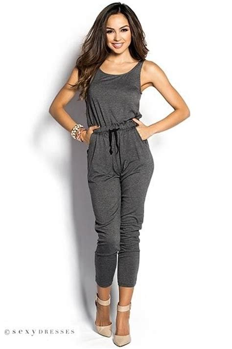 88 best Jumpsuits/ one piece images on Pinterest | Monkey Bodysuit fashion and Maxi romper