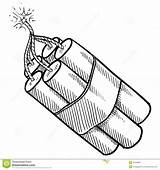 Dynamite Bundle Sketch Clipart Bomb Illustration Vector Clip Drawing Drawings Royalty Doodle Template Icon Depositphotos Explosive Coloring Pages Fotosearch Illustrations sketch template