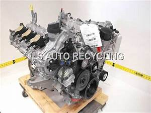 2009 Mercedes C300 Engine Assembly
