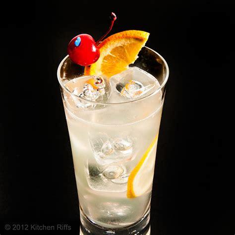 tom collins cocktail kitchen riffs tom collins cocktail