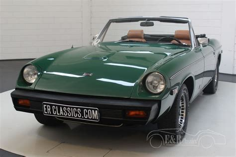 Jensen Healey Cabriolet Mkii 1976 For Sale At Erclassics