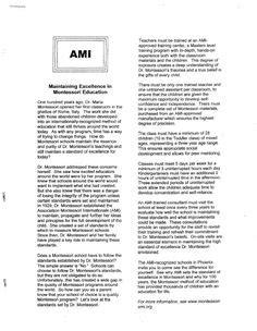 montessori theory images montessori theory