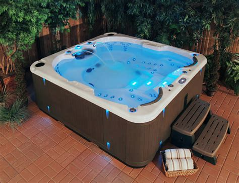 Hot Tub : Electric Hot Tub Heaters Or Gas Hot Tub Heaters?