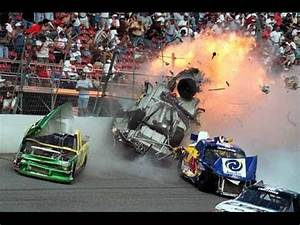 The Worst NASCAR Crashes of All Time - YouTube