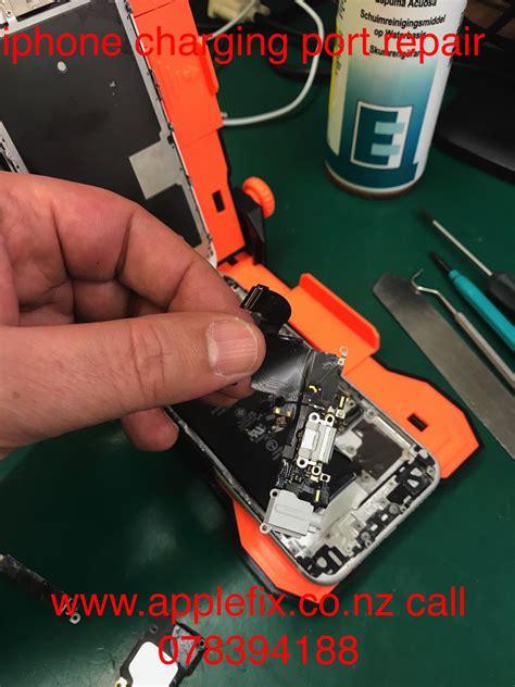 how to clean iphone charging port iphone charging port repair hamilton apple fix