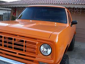 Orangecrush76 1976 Dodge W