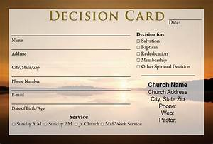 decision card template 28 images visitor cards With decision card template