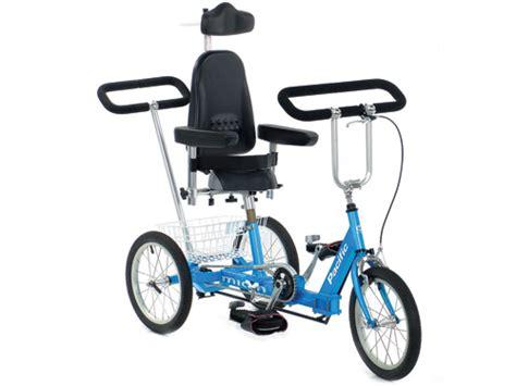 micah trike  rehabilitation  mobility