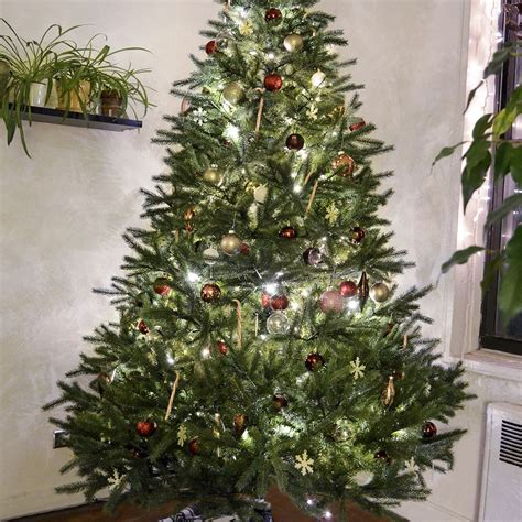 norway green spruce artificial christmas tree great