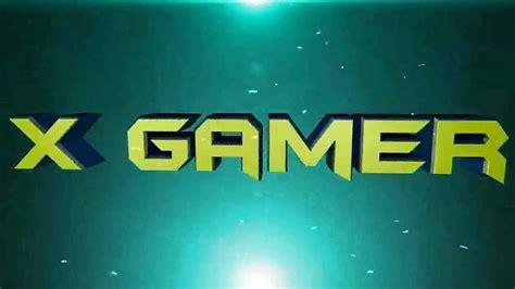 1 Intro X Gamer Youtube